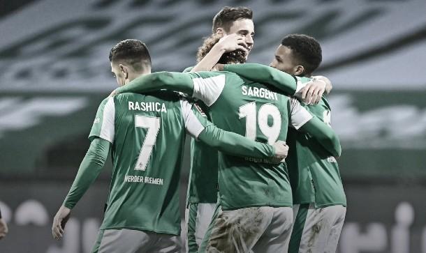 Importantísimo triunfo del Bremen sobre el Eintracht