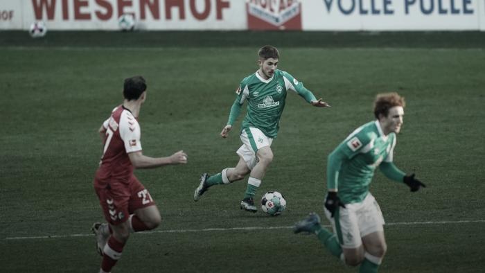 La balanza de goles no se inclina a favor de Bremen ni Freiburg