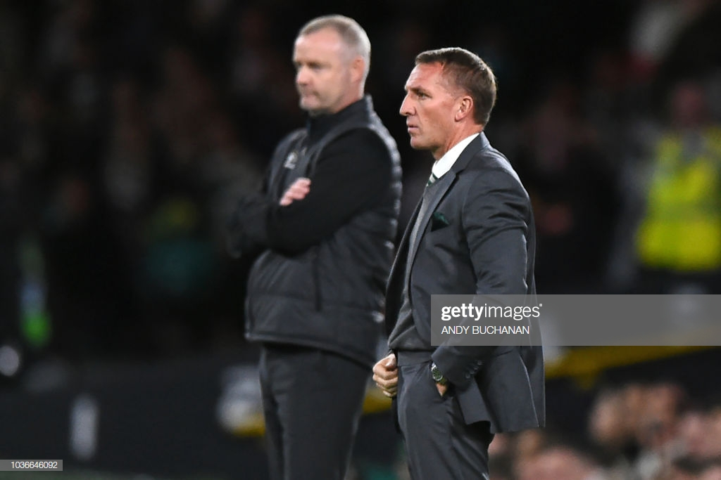 Brendan Rodgers admits his Celtic departure came at the wrong time