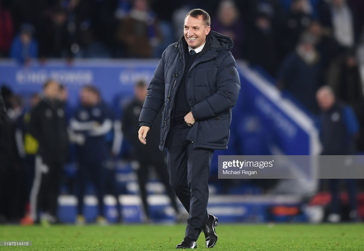"""Brendan Rodgers: """"We have to stay calm"""""""