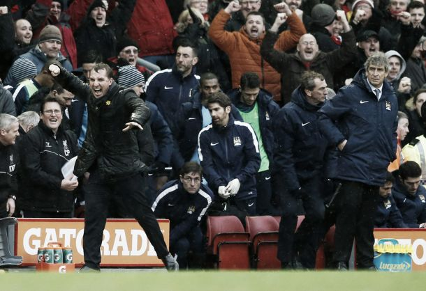 Rodgers: My relentless Reds earned their win over City
