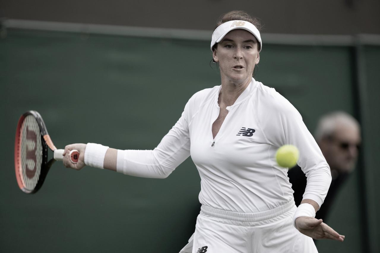Kenin perde para Brengle em 47 minutos em Wimbledon; Muguruza, Pliskova e Keys vencem