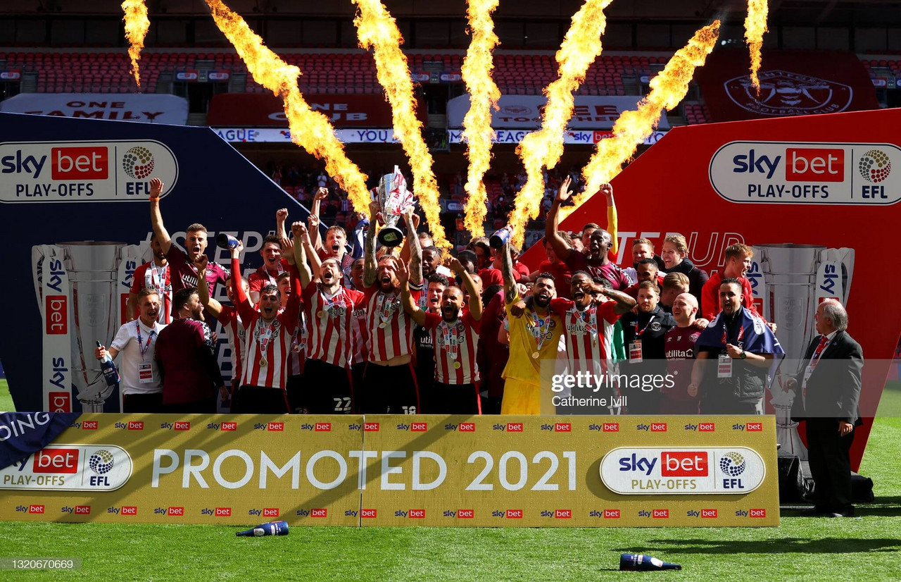 The Warmdown: Brentford confirm first top-flight promotion in 74 years