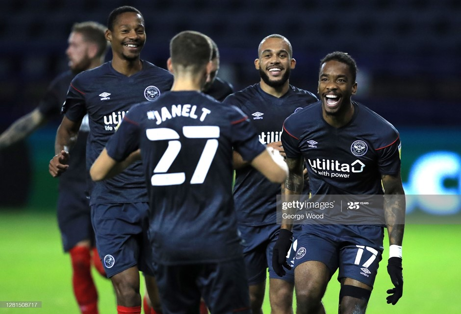 Sheffield Wednesday 1-2 Brentford: In-form Toney strikes double again