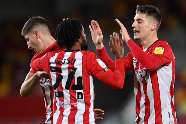 Brentford 3-2 Bristol City: Fosu stars as Brentford jump to second