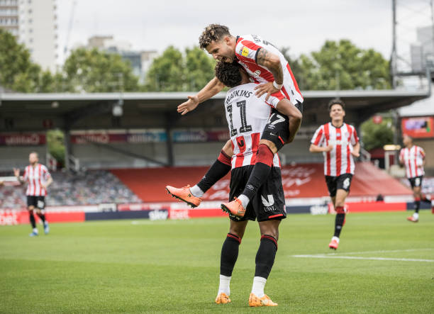 Brentford 1-0 Preston North End: Early Watkins strike keeps Bees in hunt for automatic promotion