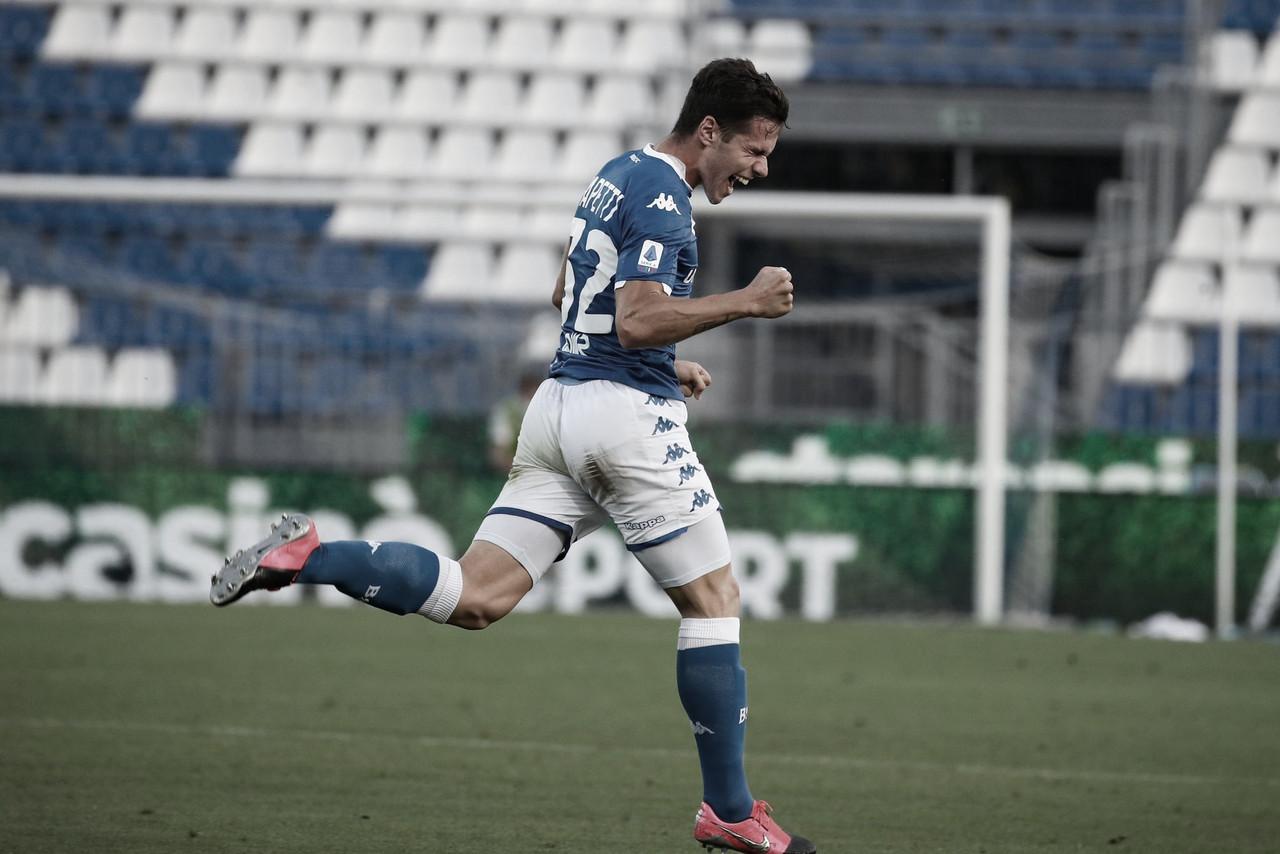 Brescia surpreende Hellas Verona e ainda sonha com permanência na Serie A