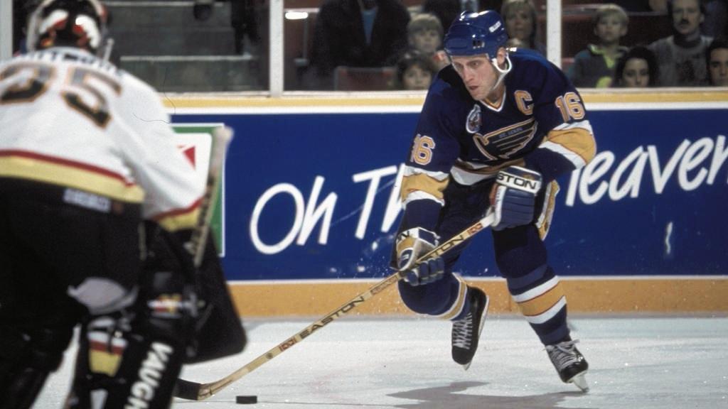 Jugadores Legendarios de la NHL: Brett Hull