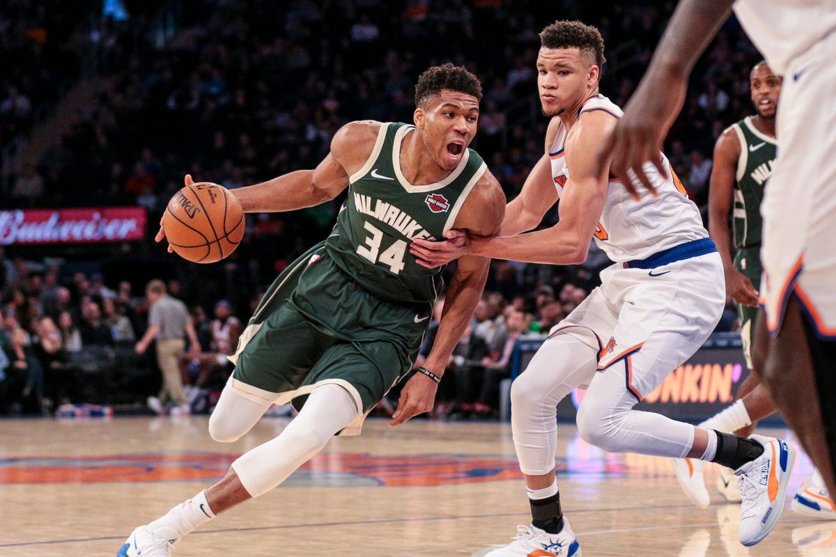 Full Highlights: Knicks 102-128 Bucks, NBA Regular Season