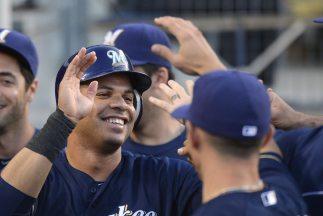 Milwaukee doma con facilidad a los Dodgers