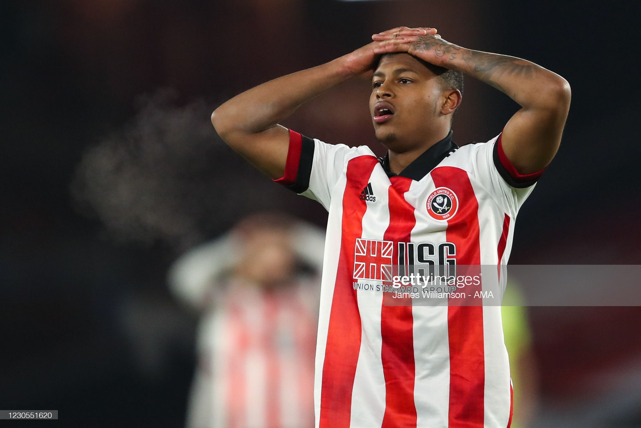 The curious case of Rhian Brewster: Why has the former Liverpool youth star struggled at Bramall Lane?