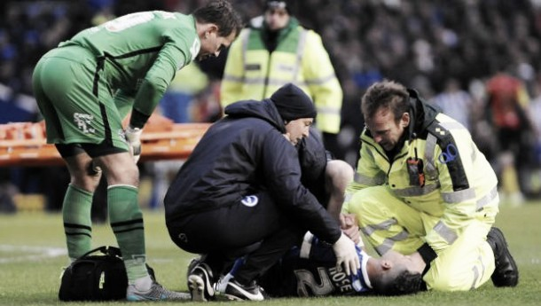 Brighton pair ruled out until 2016