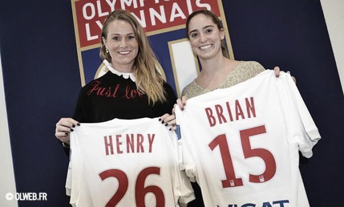 Morgan Brian move to Olympique Lyonnais made official