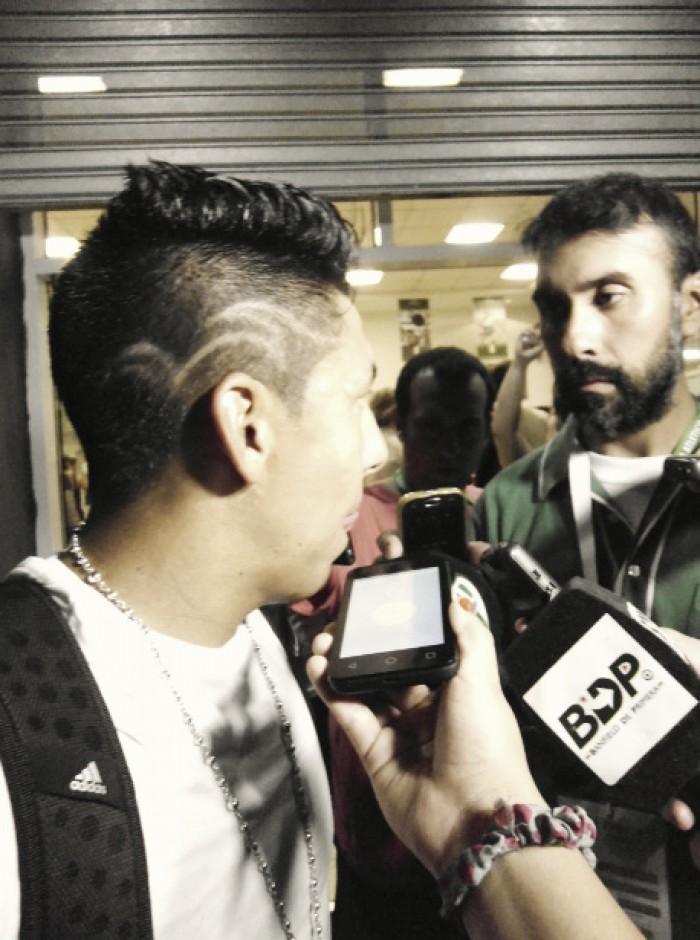 """Sarmiento: """"Hay que seguir con esta idea"""""""