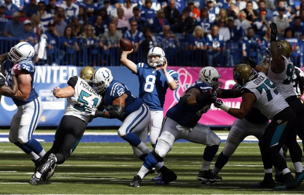VAVEL NFL Mid-Season Report: The AFC South