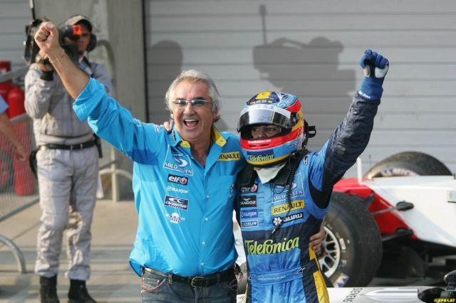 """Briatore: """"Alonso es el mejor piloto de los últimos 20 años"""""""