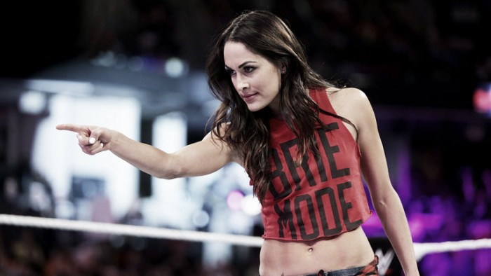Brie Bella on potential WWE return