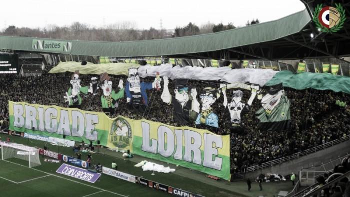 Ruptura entre el Nantes y la Brigade Loire