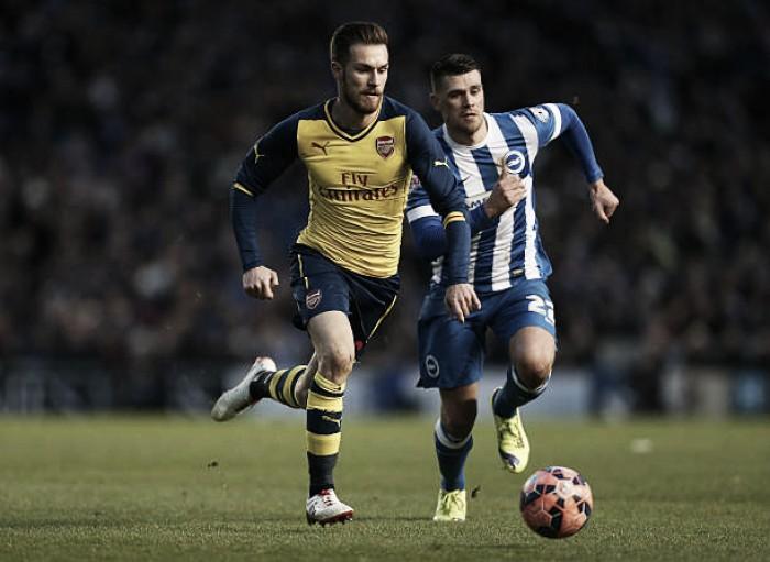 Buscando manter boa sequência em casa, Arsenal recebe Brighton pela Premier League