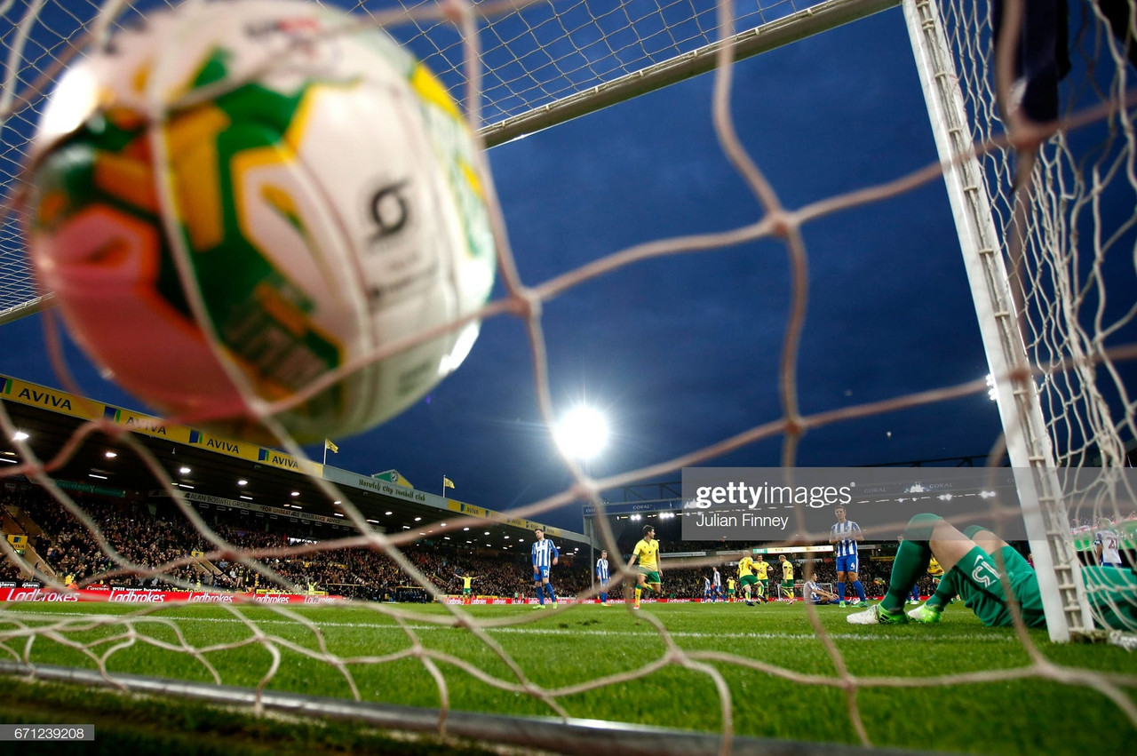 Brighton vs Norwich Preview: Visitors desperately seeking goals and points