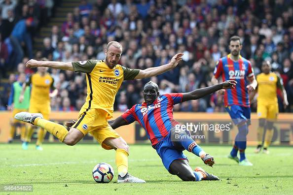 Brighton & Hove Albion vs Crystal Palace: Seagulls seeking revenge over Palace in the M23 derby