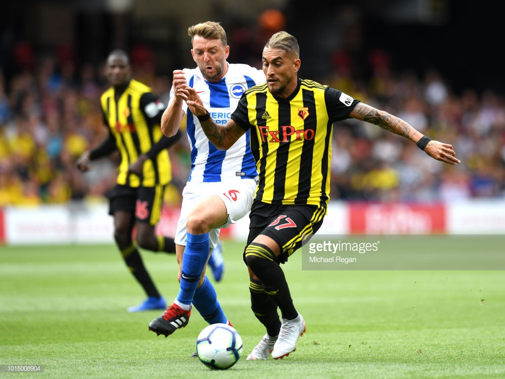 Brighton & Hove Albion vs Watford Preview: Hornets to do double over Seagulls?