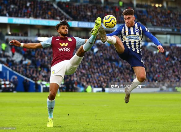 Aston Villa vs Brighton and Hove Albion: Live stream TV updates and how to watch Premier League 2020/21 (1-2): More VAR drama!