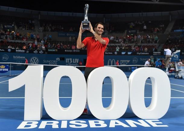 Brisbane Entries Confirmed; Federer, Nishikori Lead Field