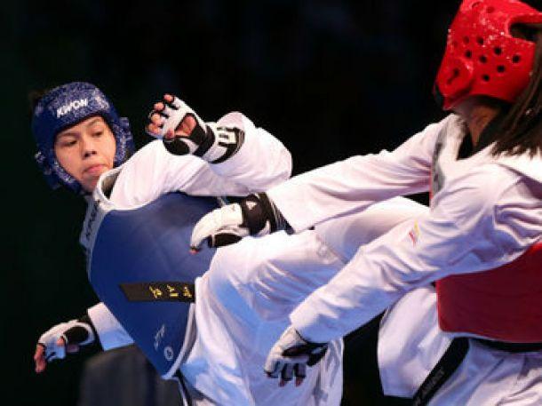 """Saca México """"10"""" en taekwondo con Briseida Acosta"""