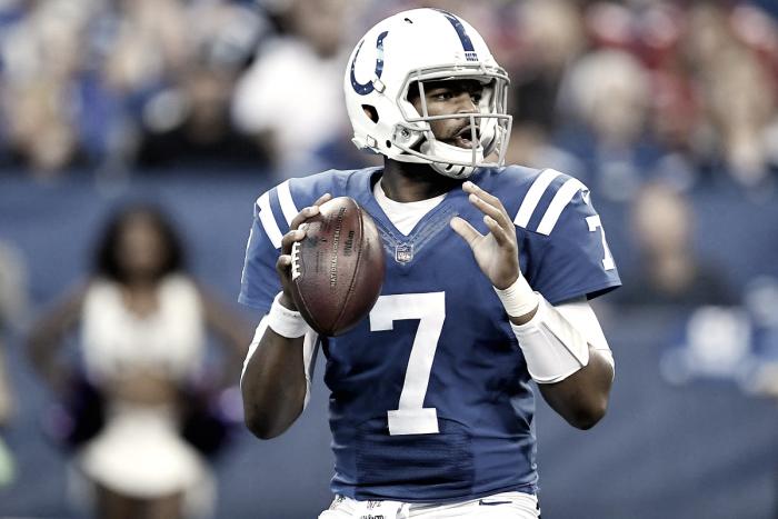 Jacoby Brissett: presente y, ¿futuro de los Colts?