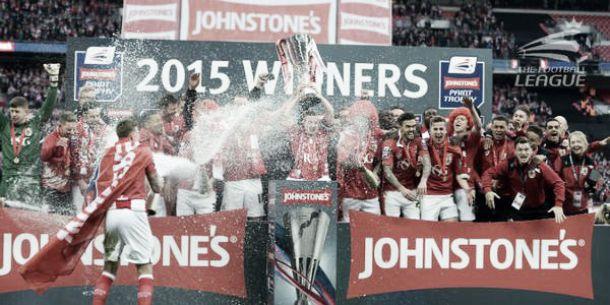 El Bristol City conquista el Johnstone's PaintTrophy