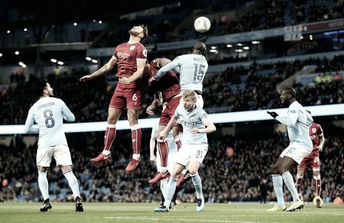 Resumen del Bristol City 2-3 Manchester City en Carabao Cup 2018