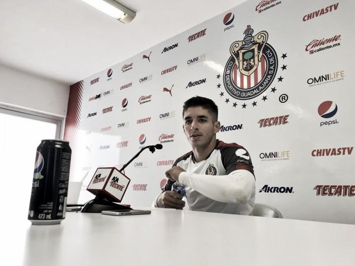 """Isaac Brizuela: """"No tenemos un plantel corto"""""""