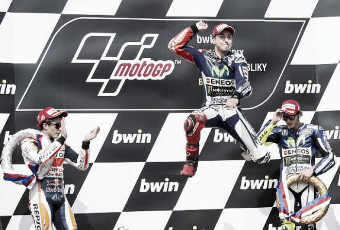Moto GP round 11 - Brno - a recap