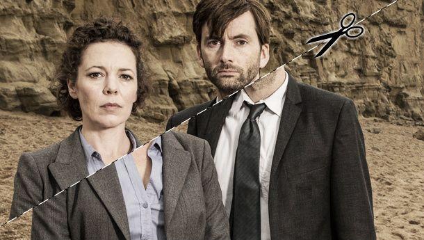 Antena 3 recorta un capítulo de 'Broadchurch' sin avisar a la audiencia