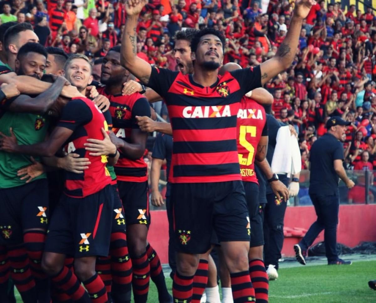 Por acordo contratual, Hernane Brocador não entrará em campo pelo Sport contra o Bahia