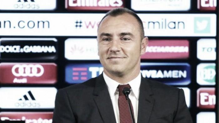 """Brocchi: """"Da alcuni giocatori mi aspetto di più, Berlusconi mi ha scelto per come lavoro"""""""