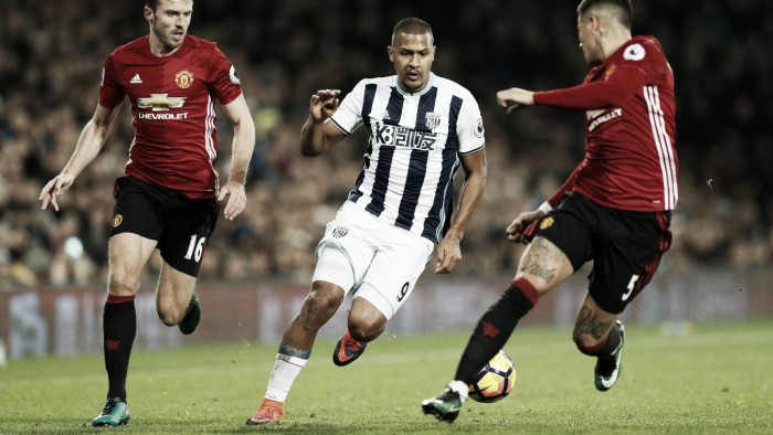 Resumen del West Brom 1-2 Manchester United en Premier League 2017