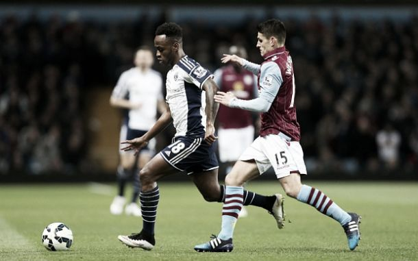 Aston Villa 2-0 West Brom- As it happened.