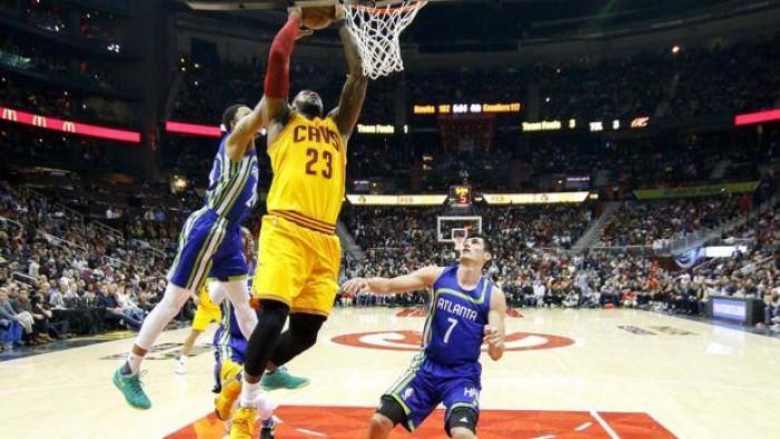 NBA - I Cavaliers, con venticinque triple, ottengono vittoria e record