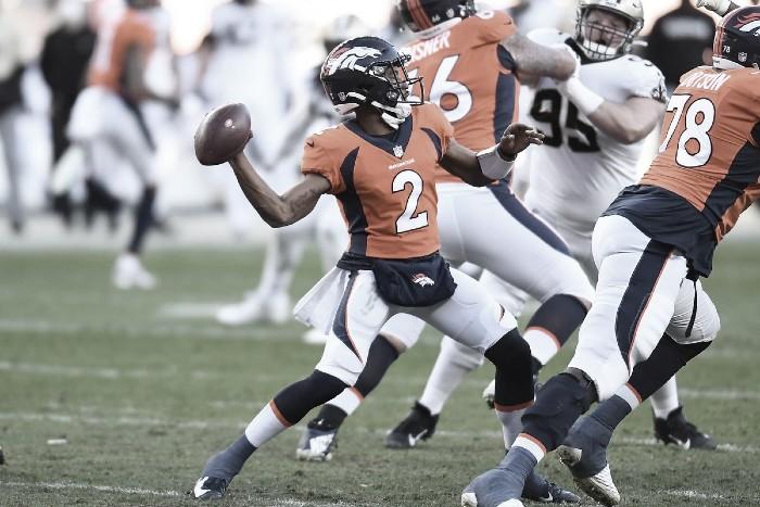 Los Broncos intentaron reprogramar su juego sin éxito // Foto: NFL