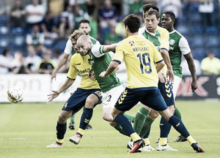 Brondby supera Hibernian nos pênaltis e assegura vaga na próxima fase da UEL
