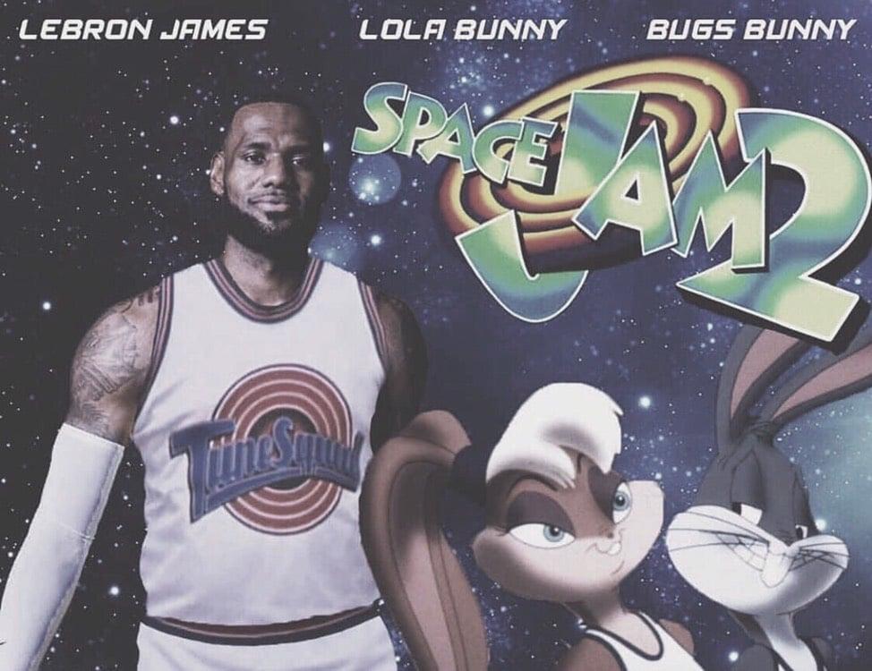 Empezarán las grabaciones de Space Jam 2