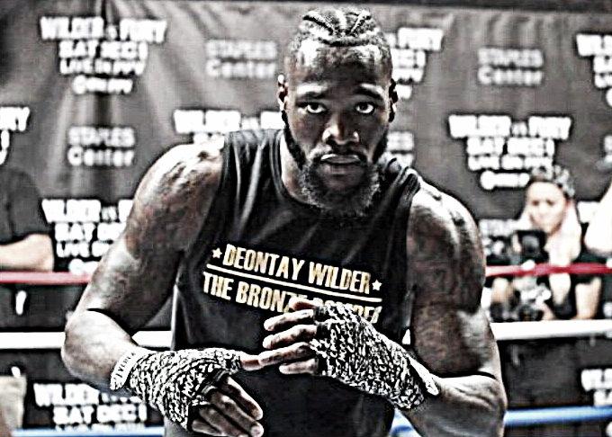 Deontay Wilder peleará contra Breazeale