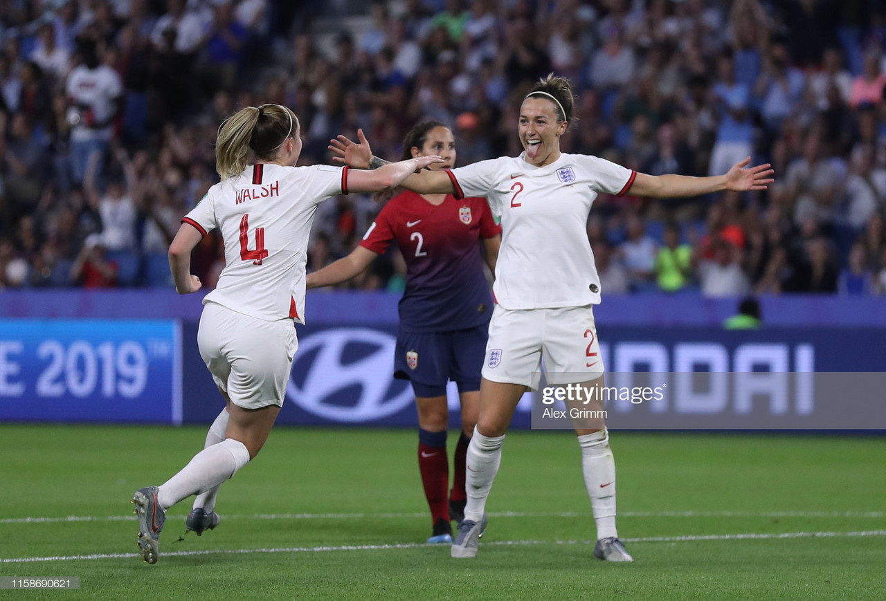 Bronze named Uefa Women's player of the year