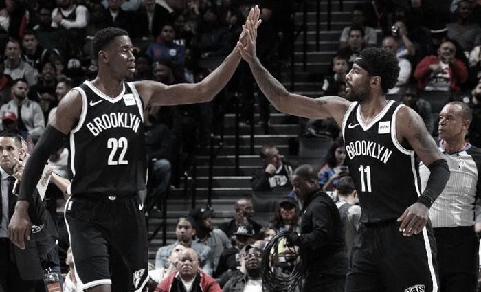 """Brooklyn Nets: los lesionados de la """"burbuja"""""""