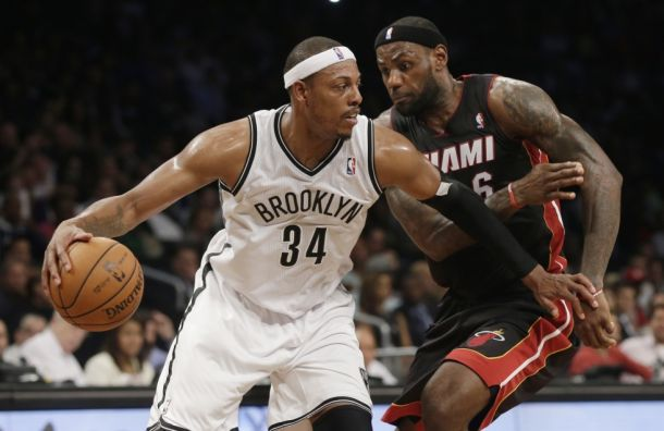 Brooklyn fait exploser le champion