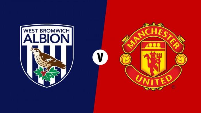 Premier League - Il Manchester United pronto alla prova WBA