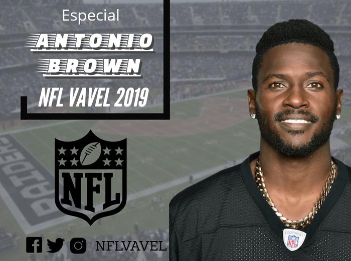 Guia NFL Vavel 2019: Antonio Brown