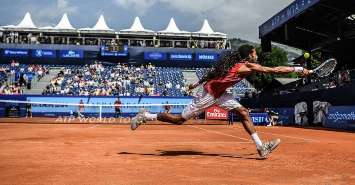 Bellucci desperdiça match points e perde de virada para Dustin Brown em Gstaad
